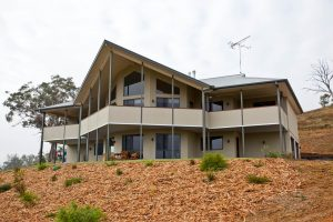 Scott Hawkins Homes Builders Mudgee Oakwood Project